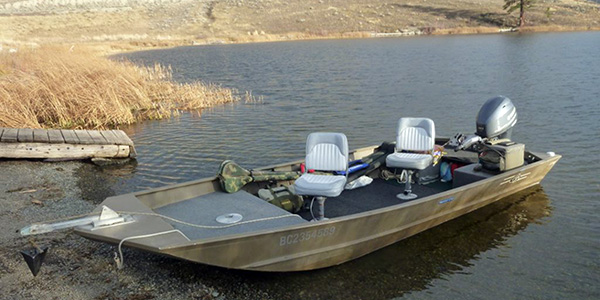 G3 Guiding Boat